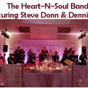 The Heart~N~Soul Band Music Sample - Dance Medley